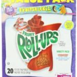 Pack of 6 (120 Total) Fruit Roll-Ups Fruit Flavored Snacks Just $14.76-$17.22 + Free Shipping