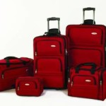 Samsonite 5 Piece Nested Luggage Set Just $78.52 w/Free Shipping
