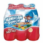 Pack of 24 Hawaiian Punch, Fruit Juicy Red, 10 Ounce Bottles For Just $6.73-$7.52 Shipped!