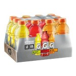 Pack of 12 Gatorade Original Thirst Quencher 20 Ounce Bottles For $8.19-$9.16 w/Free Shipping