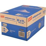 Case of Staples Multipurpose Paper (5000 Sheets) For $16.99 + Free Shipping (AR)