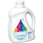Cheer Liquid Laundry Detergent 100-oz. Bottle Only $5.99 + Free Shipping