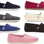 TOMS Authentic Womens / Youth Canvas Classics For Only $29.99 w/Free Shipping!