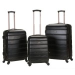 Rockland Luggage Melbourne 3 Piece Set – $119.99 Shipped
