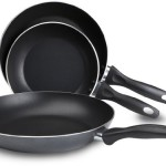 T-fal 3-Piece Specialty Nonstick 8-Inch 9.5-Inch 11-Inch Fry Pan Cookware Set Just $16.06!