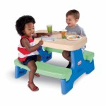 Little Tikes Easy Store Junior Play Table For $39.99 & Free Shipping