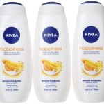 Pack of 3 NIVEA Happiness Body Wash 16.9 Ounce Bottles For As Low As $1.52 Per Bottle Shipped!