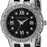 Anne Klein Women's Swarovski Crystal Accented Watch Just $47.50!