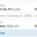 Fly From NYC To Los Angeles or Vice Versa For Just $74.60 Each Way or $149 Roundtrip!