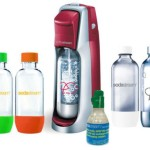 SodaStream Fountain Jet Soda Maker w/ Exclusive Kit 4 Bottles Only $47.99 Shipped