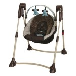 Graco Swing By Me Portable Swing For $54.99 Shipped!
