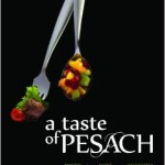 A Taste of Pesach Cookbook Only $7.83!