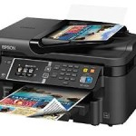 Epson WorkForce WiFi Direct All-in-One Color Inkjet Printer, Copier, Scanner Just $89.99