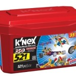 K'NEX 521 Piece Building Set Only $12.99!