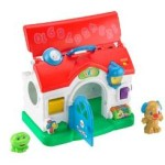 Fisher-Price Laugh & Learn Puppy's Activity Home For $12.58 Shipped From Target