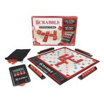 Scrabble Game w/Electronic Scoring For Only $8.19!