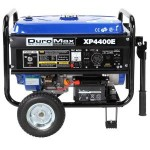 DuroMax 4,400 Watt 7.0 HP 4-Cycle Gas Powered Portable Generator Just $249.99 Shipped!
