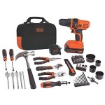Black & Decker 20-Volt MAX Lithium-Ion Drill & Tool Set Just $59.97 Shipped!