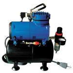 Paasche 1/8 HP Compressor with Tank, Regulator and Moisture Trap Just $116.96 Shipped