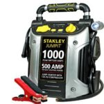 Stanley Peak Amp Jump Starter with Built in Compressor For $59.99 w/ Free Shipping!