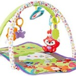 Fisher-Price 3-in-1 Musical Activity Gym For $24.10