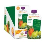 Happy Baby Organic Baby Food – Pack of 16 For $10.60-$12.24 Shipped