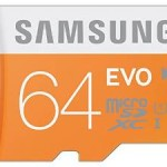 Samsung 64GB EVO Class 10 Micro SDXC with Adapter Only $20.94!