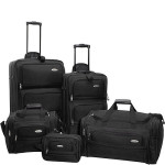 Samsonite 5-Piece Travel Set Luggage Set For $74.99 + Free Shipping