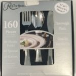 Reflections Silverware 160 Pieces Just $9.65! (Just 24¢ Per Setting)