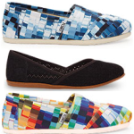TOMS Surprise Sale: Save Up To 70% On TOMS Shoes, Eyewear & More!