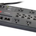 Today Only: Up to 60% Off Select APC and Belkin Surge Protectors