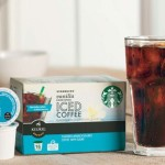 Starbucks Iced Coffee K-Cups Just $11.95 Per 32-Pack + Free Shipping