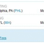 Fly Between Philadelphia and Miami or Philadelphia and Chicago For Just $15 On Select Dates!