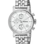 Fossil Women's Silver-Tone Stainless Steel Watch with Link Bracelet Only $67.49 Shipped!