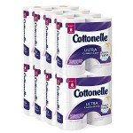 32 Cottonelle Ultra Comfort Double Rolls Only $11.97!