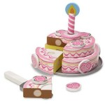 Melissa & Doug Triple Layer Party Cake Only $4.98