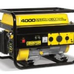 Champion Power Equipment 4000-Watt Portable Generator Just $270 Shipped