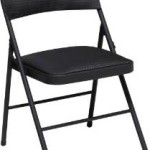 Cosco All Steel 4-Pack of Folding Chairs For $56.12 ($14 Per Chair)