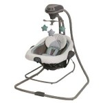 Graco DuetConnect LX Swing + Bouncer Just $100 w/ Free Shipping