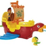 Fisher-Price Disney Jake and The Never Land Pirates Skully's Soaring Ship Just $6.71!