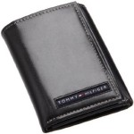 Tommy Hilfiger Men's 100% Cowhide Leather Cambridge Trifold Wallet Only $14.29!