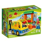 LEGO DUPLO Town School Bus Building Toy Only $9.99!