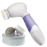 Skin Cleansing Face and Body Brush, Microdermabrasion Exfoliator System On Sale For $18.99