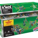 705 Piece K'nex 70 Model Building Set Just $16.88!