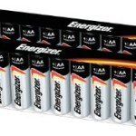 34 Energizer MAX AA Batteries Just $13.49