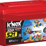 K'NEX 521 Piece Building Set Just $12.88