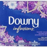 Downy Ultra Infusions Lavender Serenity Sheet Fabric Softener 90 Count For Only $1.51