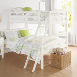 Dorel Living Brady Twin over Full Solid Wood Kid's Bunk Bed with Ladder Just $111 Shipped! (Was $305)