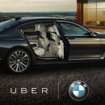 Uber: Get A Free Ride Today In Select Cities In A New BMW 7 Series