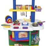 Deluxe Children Kitchen Cooking Pretend Play Set With Accessories Just $59.95 w/ Free Shipping